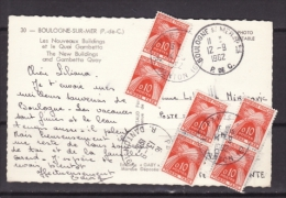 Postcart - Portomarken