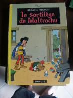 EO JOHAN ET PIRLOUIT T13 LE SORTILEGE DE MALTROCHU     PEYO   DUPUIS - Johan Et Pirlouit
