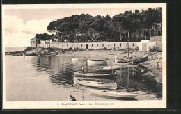 CPA Saint-Aygulf, Les Grands Louvan - Saint-Aygulf