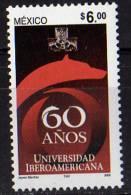 Université Iberoamericaine De Mexico.  1 T-p Neuf **  (Scott # 2307)  Année 2003 - Mexico