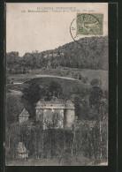 CPA Marmanhac, Château De La Voute - Zonder Classificatie