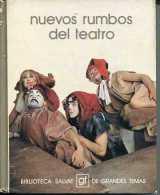 """BIBLIOTECA SALVAT Nº 12 """"NUEVOS RUMBOS DEL TEATRO"""" EDIT.SALVAT-AÑO 1973-PAG.142- FULL COLOR! TAPAS RÍGIDAS. GECKO - Encyclopedieën"""