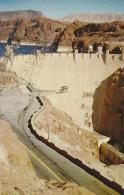 Nevada The Hoover Dam World's Highest Dam