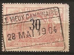 FED-3396   LE VIEUX CAMPINAIRE      //                 Ocb  TR  19 - 1895-1913