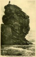29 Pointe Du Raz MENHIR Appelé Aussi TETE De LOUIS XVI - Dolmen & Menhirs