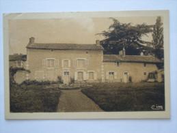 L'Hôpital De Vasles (Deux Sèvres 79 ) - Autres Communes