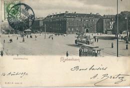Danemark ,   RJOBENHAVN   -  Charlottenborg - Danemark