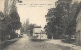 01 - VILLIEU - Embranchement Des Routes Bourg Et Loyes. - France