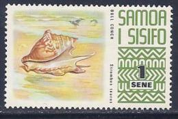 Samoa, Scott # 369, MNH Conch, 1972 - Samoa