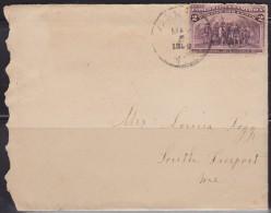 5613. USA, 1893, Letter - 1847-99 Emissions Générales