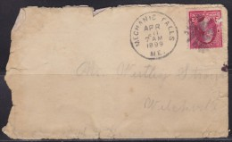 5617. USA, 1899, Letter - 1847-99 Emissions Générales