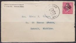 5627. USA, 1898, Letter - 1847-99 Emissions Générales