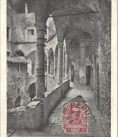 PERUGIA - ITALIE - CHLOSTRO DELL'ANTICO CIMITERO - CATTEDRALE - 160814 - - Perugia