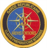 Garde Républicaine - 3ème Classe Préparatoire Intégrée - Police & Gendarmerie