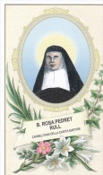 SANTINO B. ROSA PEDRET RULL CARMELITANA DELLA CARITA' MARTIRE - Images Religieuses