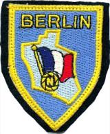 Ecusson Quartier Napoléon BERLIN - Variante - Police