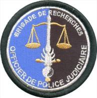 OPJ Brigade De Recherches - Police & Gendarmerie