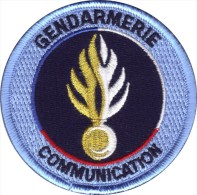 Gendarmerie - Communication Variante - Police
