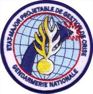 Gendarmerie - Etat Major Projetable De Gestion De Crise - Police