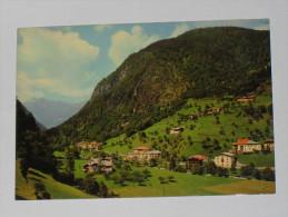 TRENTO - Val Di Rabbi - Frazione Pracorno - Panorama Con Cima Viòz - Trento