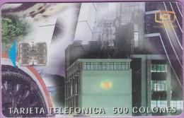 Télécarte Costa  Rica °° ICE  =  Tecnologia Al Servicio Del Clientes  °  10.1997 - Costa Rica