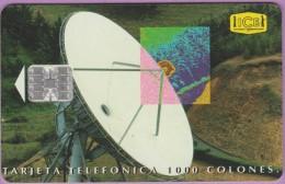 Costa  Rica  �  ICE  =  satellite  � Terrena  Tarbaca �  �  12.1995
