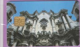 Cuba  °  Cathedrale  De  LA HABANA  ° - Cuba