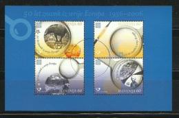 ESLOVENIA 2005 - The 50th Anniversary Of EUROPA Stamps - Slovénie