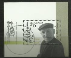 ESLOVENIA 2006 -The 100th Anniversary Of The Birth Of Father Simon Asic - Slovénie