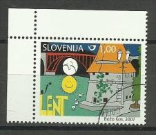 ESLOVENIA 2007 -   Festival Lent - Slovénie