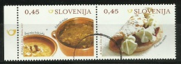 ESLOVENIA 2007 -  Traditional Food - Slovénie