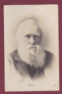 PERSONNALITE - 160814 - CHARLES ROBERT DARWIN Naturaliste Anglais Biologie Scientifique - Persönlichkeiten