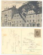 GRAZ SCHLOSSBERG-BAHN EXTRA R JAHR 1926 - Graz