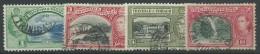 140017476  TRINIDAD  YVERT   Nº  138/140/155/156 - Trinidad Y Tobago