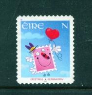 IRELAND  -  2007  Greetings  'N'  Used As Scan - 1949-... Repubblica D'Irlanda