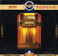 * LP *  THE SOUND OF THE 60'S Part 3 : DOWNTOWN (England 1990 EX-!!!) - Compilaties