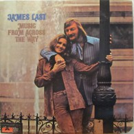 * LP *  JAMES LAST - MUSIC FROM ACROSS THE WAY (USA 1972 Rare!!!) - Instrumental
