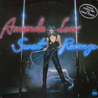 * LP *  AMANDA LEAR - SWEET REVENGE Incl. Original Poster (Germany 1978 EX-!!!) - Disco, Pop