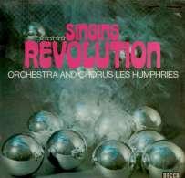 * LP *  LES HUMPHRIES SINGERS - SINGING REVOLUTION (Germany 1972) - Disco, Pop