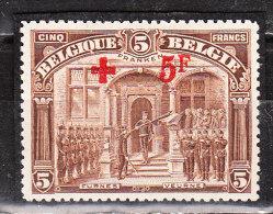 160*  Croix-Rouge - Une bonne valeur - MH* - LOOK!!!!