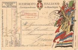 P.M.1915/1923- FRANCHIGIA POSTA MILITARE N. 54 - Poste Militaire (PM)