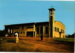 C P S M-C P M-----CAMEROU------PAROISSE SAINT-JOSEPH BISSENG---voir 2 Scans - Cameroon