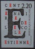 FRANCE - Ecole Estienne Non Dentelé Neuf  LUXE - Francia