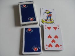 jeu de 32 cartes � jouer  - STELLA ARTOIS - BIERES BRASSERIES