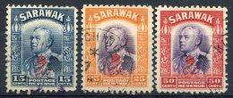 Sarawak                Divers  Oblitérés - Sarawak (...-1963)