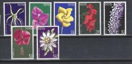 Nevis Michel N° 171/72I + 175I + 177I + 179/81I ** - St.Kitts-et-Nevis ( 1983-...)