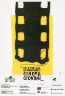 [DC0133] CARTOLINEA - MOLTO RARA - 14° FESTIVAL INTERNAZIONALE CINEMA GIOVANI - TORINO - Cinema