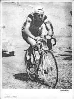 Jean Brankart Photo D´époque Imprimée Sur Carton Souple Très Bon Etat - Cyclisme