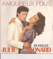 JULIE PIETRI - HERBERT LEONARD - Vinyles