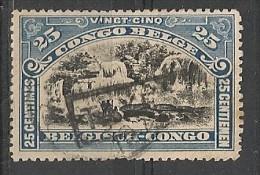 CONGO TX44 cote 0.40�